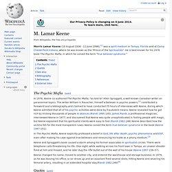 M. Lamar Keene