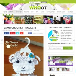 Lamb Crochet Projects
