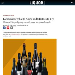 Lambrusco: What to Know About This Wine and 8 Bottles to Try