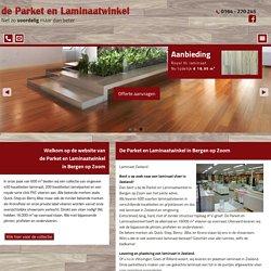 Laminaat Zeeland - De Parket en LaminaatwinkelDe Parket en Laminaatwinkel