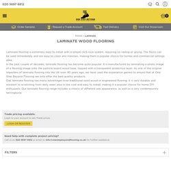 Kronotex Oak Laminate Flooring UK