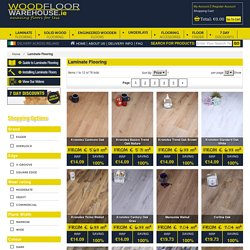Up to 70% off Laminate Flooring In Ireland at Wood Floor Warehouse