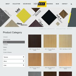 Buy Wooden Laminate Textured Sheets in India - NewMika Laminates