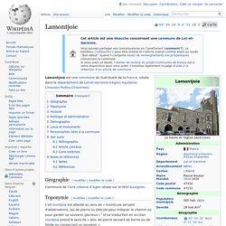 Lamontjoie