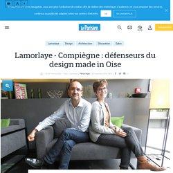 Défenseurs du design made in Oise - créateur du ShowRoom éphémère - 20/09/16