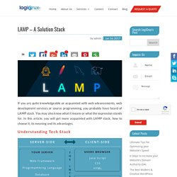 LAMP – A Solution Stack - LogiCrux