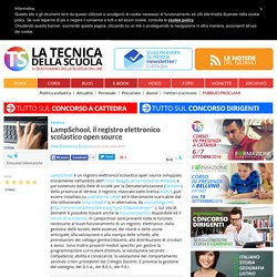 LampSchool, il registro elettronico scolastico open source