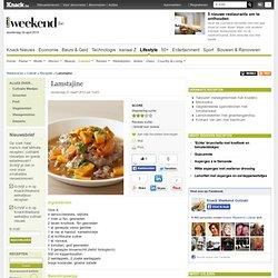 Lamstajine - Recepten - Culinair