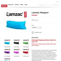 Lamzac Hangout – Shop Fatboy USA