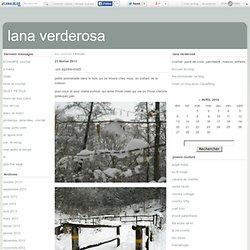 lana verderosa - Page 1 - lana verderosa