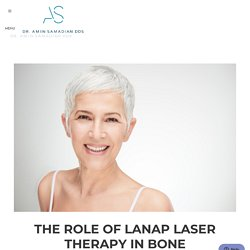 The Role Of LANAP Laser Therapy In Bone Regeneration