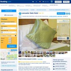Booking.com: Lancaster Gate Hotel , Londra, Marea Britanie - 3112 Comentarii clienţi . Rezervaţi-vă camera acum!