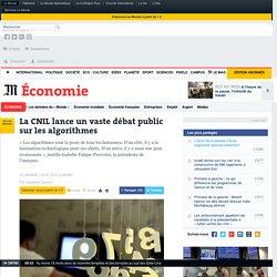 La CNIL lance un vaste débat public sur les algorithmes