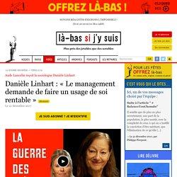 Aude Lancelin reçoit Danièle Linhart dans « La Guerre des idées »