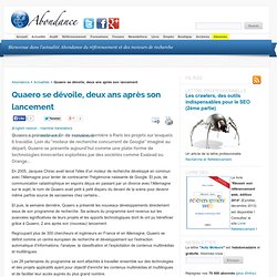 Revue de presse lancement 2005-2008