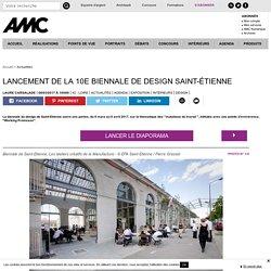 Lancement de la 10e biennale de design Saint-étienne - 08/03/17