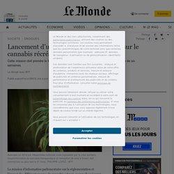 Lancement d'une consultation citoyenne sur le cannabis récréatif