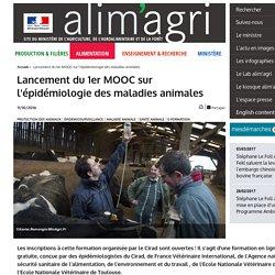 Lancement du 1er MOOC sur l'épidémiologie des maladies animales
