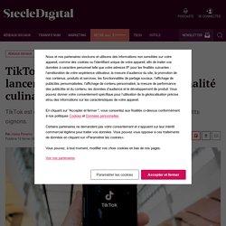 TikTok s'associe à Whisk pour le lancement d'une nouvelle fonctionnalité culinaire