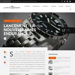 Lancement : La nouvelle Limes Endurance II - Le Petit Poussoir