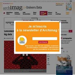 Lancement de l'Observatoire des usages du big data