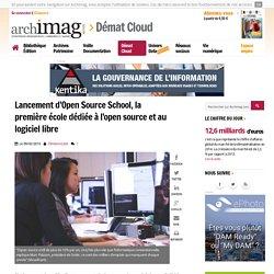 Lancement d'Open Source School, la première école dédiée à l'open source et au logiciel libre
