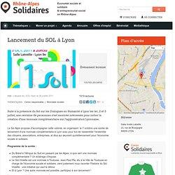 Lancement du SOL à Lyon