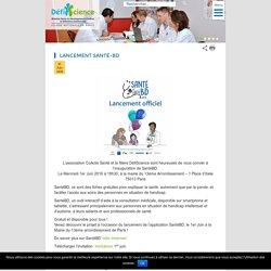 Lancement Santé-BD « Defiscience