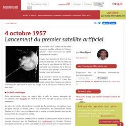 4 octobre 1957 - Lancement du premier satellite artificiel