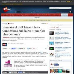 Emmaüs & SFR