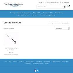 Lances and Guns