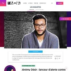 10 septembre 2020 - 17H00 Jérémy Désir : lanceur d'alerte contre la finance internationale