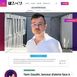 Yann Gaudin, lanceur d'alerte face à la machine infernale Pôle emploi 25 juin 2020