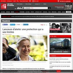 Lanceurs d'alerte: une protection qui a ses limites - France