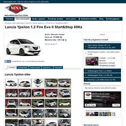 Lancia Ypsilon 1.2 Fire Evo II Start&Stop 69Ks