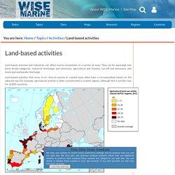 Land-based activities — Marine