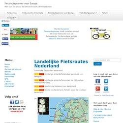 Landelijke Fietsroutes Nederland