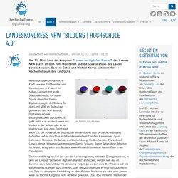"""Landeskongress NRW """"Bildung"""
