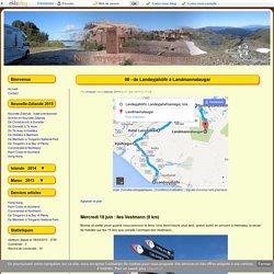 08 - de Landeyjahöfn à Landmannalaugar - Voyages en camping car...