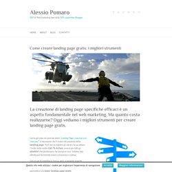 Creare landing page gratis: i migliori strumenti (free tools)