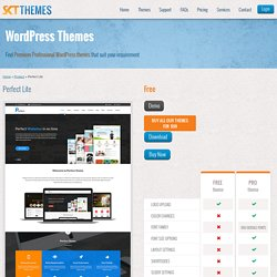 Free Landing Page WordPress Theme for landing pages product, app, ebook