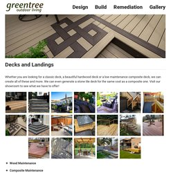 Decks and Landings Edmonton