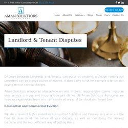 Landlord & Tenant Dispute Solicitor Birmingham