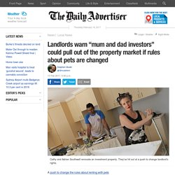 Landlords bite back over rights