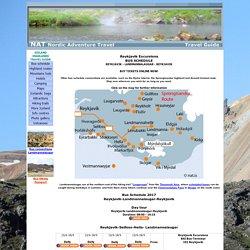BUS SCHEDULES REYKJAVIK LANDMANNALAUGAR, TRANSPORTATION IN ICELAND