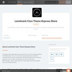 Landmark Cars Thane Express Store profile at Startupxplore