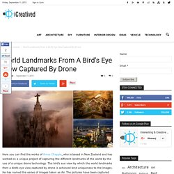 World Landmarks Dronies