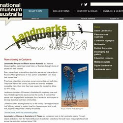 Landmarks: People and Places across Australia