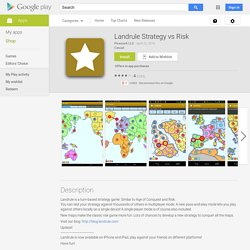 Landrule Strategy vs Risk - Android Apps on Google Play