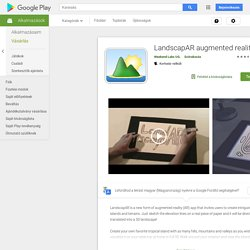 LandscapAR - Google Play